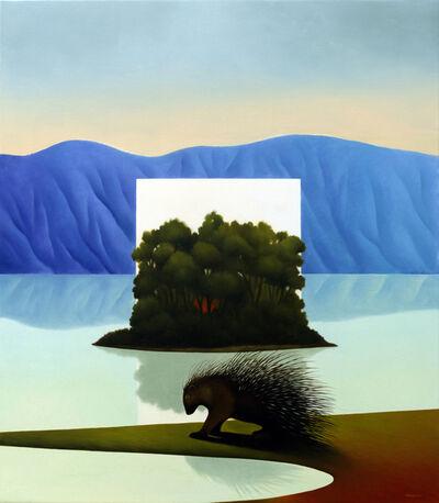 Cesare Reggiani, 'L'isolotto delle misure', 2020