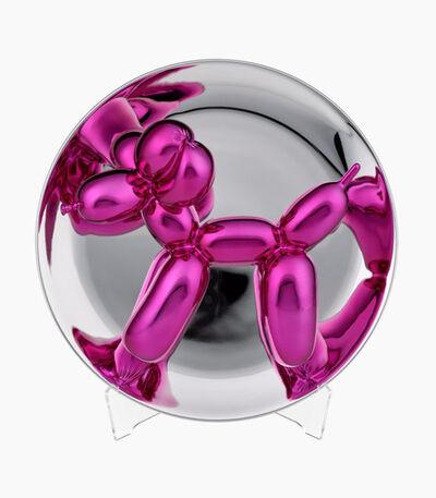 Jeff Koons, 'Balloon Dog (Magenta)', 2015