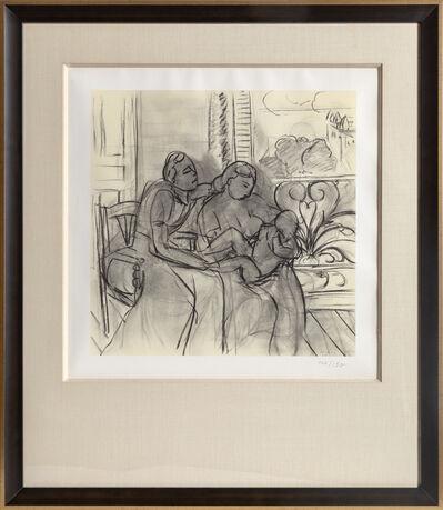 Henri Matisse, 'Maternite', 1967