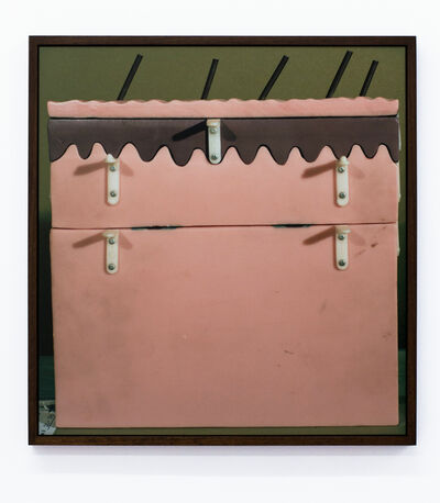 Lucas Blalock, 'Skin-Sculpture (Rear) ', 2015