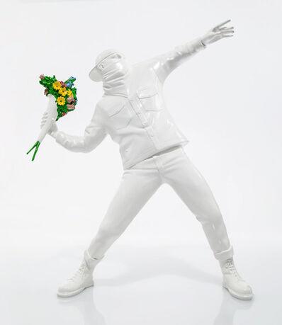 Banksy X Brandalism, 'Flower Bomber', 2016
