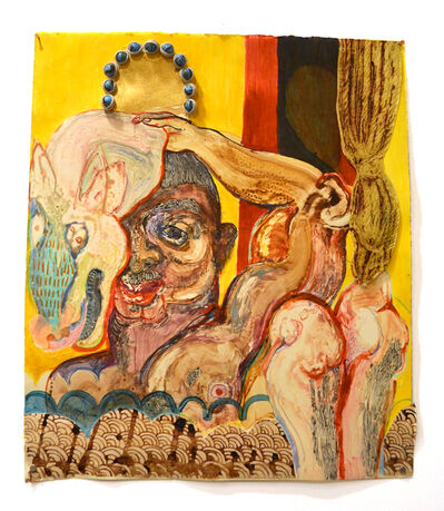 Sahana Ramakrishnan, 'Untitled (Bather) ', 2017