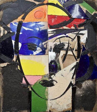 Manolo Valdés, 'Matisse como Pretexto en Amarillos', 2019