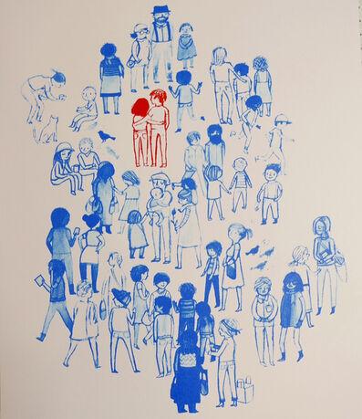 Ashley Amery, 'I Am Glad We Find Each Other', 2017
