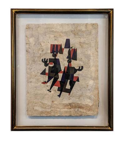Carlos Merida, 'Danzantes', 1963
