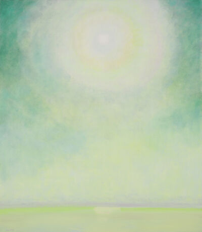 Jane Wilson (1924-2015), 'Heat in August', 1991