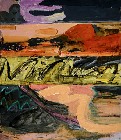 Alfredo Gisholt, 'Maine Landscape - Dusk II', 2020