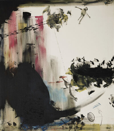 Futura, 'Lovers leap', 1989