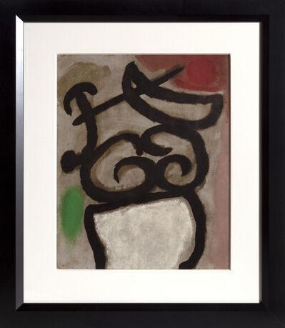Joan Miró, 'Femme Assise ', ca. circa 1970