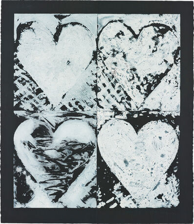 Jim Dine, 'Winter Windows on Chapel Street', 1982