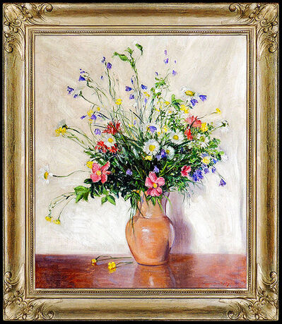 Johann Berthelsen, 'Flowers from New York', 20th Century