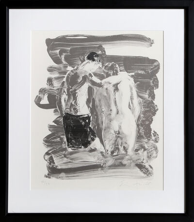 Eric Fischl, 'Two Bathers', 2007