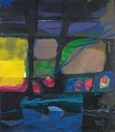 Syd Solomon, 'Underway', 1971