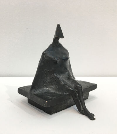 Lynn Chadwick, 'Miniature Figure 1 (C36)', 1986