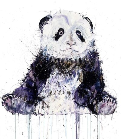 Dave White, 'Young Panda II (XL)'