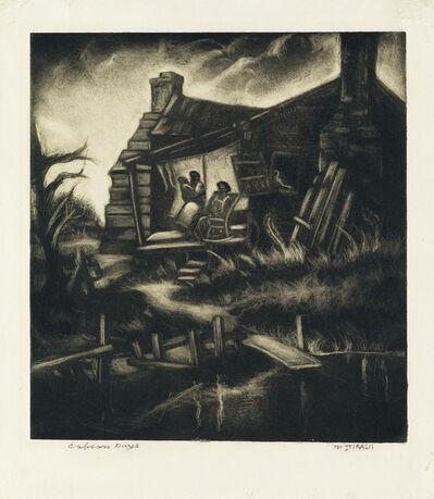 Dox Thrash, 'Cabin Days.', 1938-1939