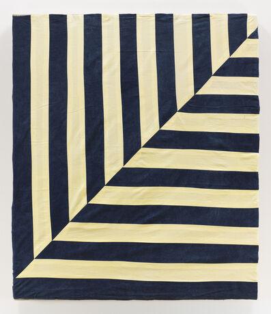 Yto Barrada, 'Untitled (After Stella, Rabat)', 2017