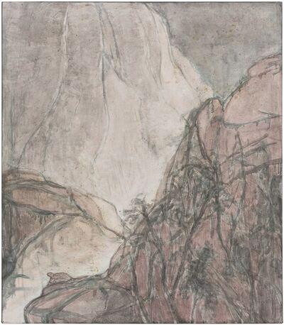Wang Yabin, 'Summit of the tortoiseshell', 2015