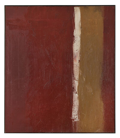 Michael Goldberg, 'Big Matilda (Red Painting Series)', 1962