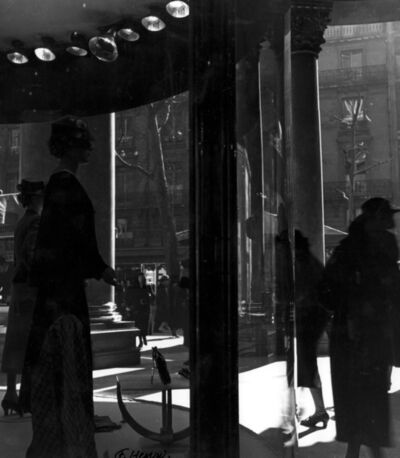 Florence Henri, 'Vitrines', 1930-1935