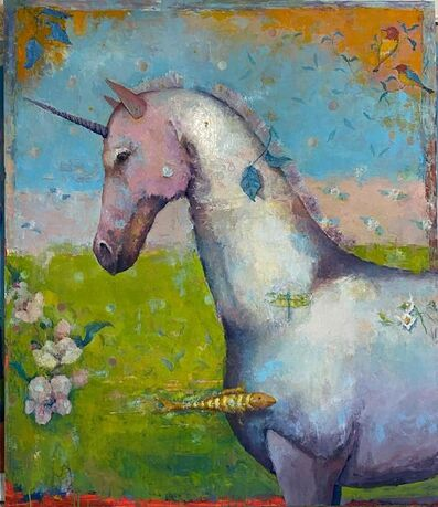 Davide Puma, 'Unicorno', 2020
