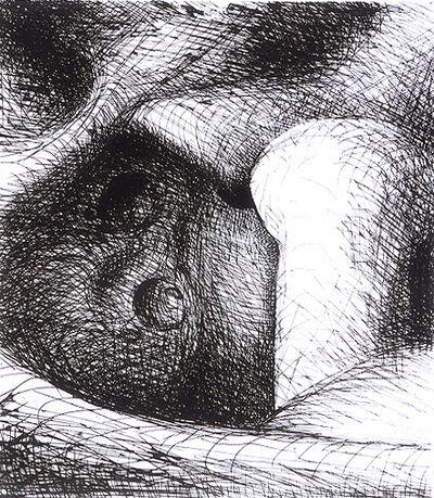 Henry Moore, 'Elephant Skull II', 1970