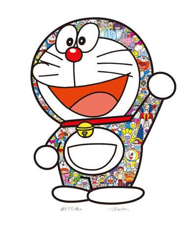 Takashi Murakami, 'Doraemon: Hip Hip Hurrah !', 2020