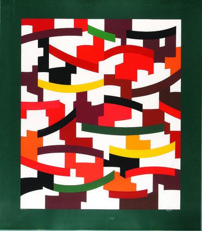Yaacov Agam, 'Union III', 1976