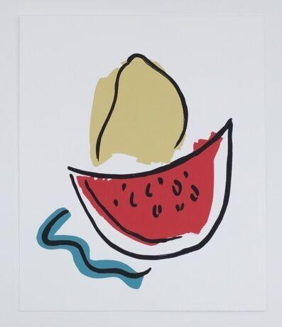 Sol Calero, 'Patilla y Mango', 2016
