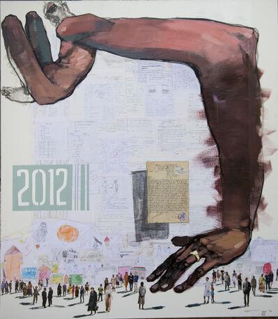 Dawit Abebe, 'Long Hands 18', 2021
