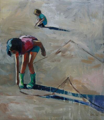 Cveta Markova, 'Hearts', 2020