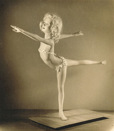 Morton Bartlett, 'Ballerina', 1940-1950