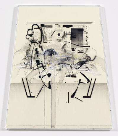 Hiroki Tsukuda, 'Voice from the O 06', 2020