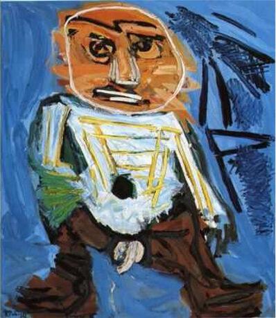Karel Appel, 'Little big boy', 1981