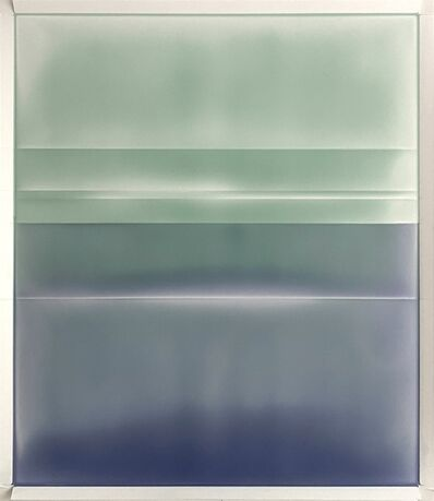 Susan English, 'Cascading Folds No. 10', 2020