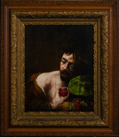 Phillip P. Marzipan III, 'Caravaggio Died of the Jello Fever', 2019