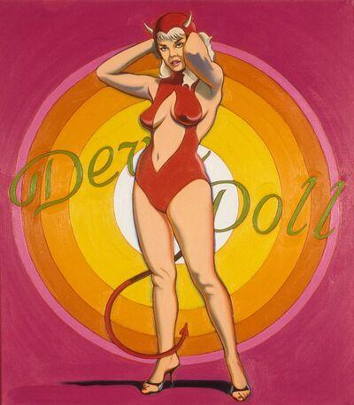 Mel Ramos, 'Devil Doll', 1963-1964