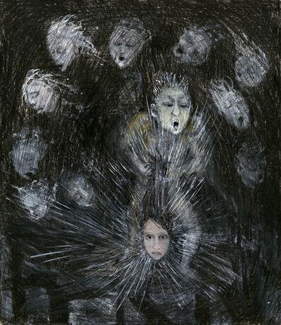 Ana Maria Pacheco, 'Nights (4)', 2019