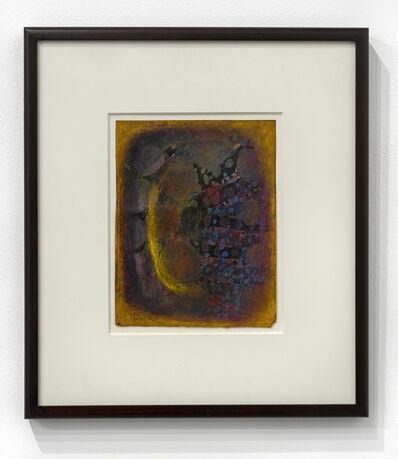 Yayoi Kusama, 'A Flower', 1952