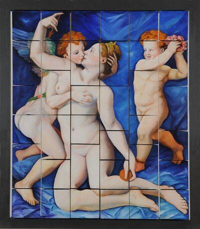 Camilla Ancilotto, 'Allegoria del trionfo di Venere', 2012