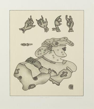Karl Wirsum, 'Gab Grab', 2011
