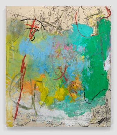 Rita Ackermann, 'Mama, Gravity, and Grace', 2020