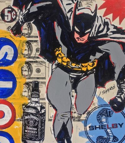 John Stango, 'Action, Batman!', 2018