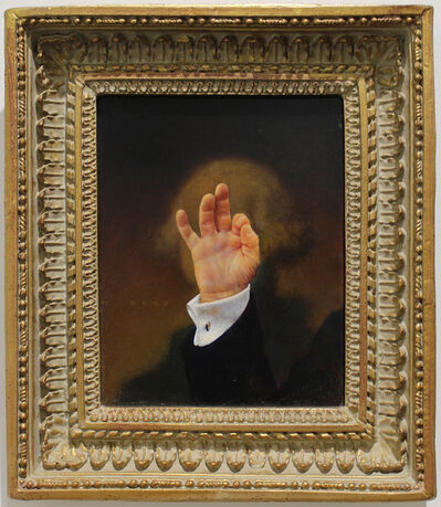 Michael Deas, 'The Ascent of a Short Fingered Vulgarian: Portrait of Donald J. Trump', 2020