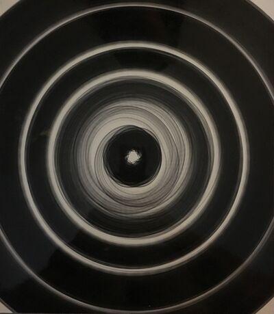 Běla Kolářová, 'Radiogram of a Circle', 1962
