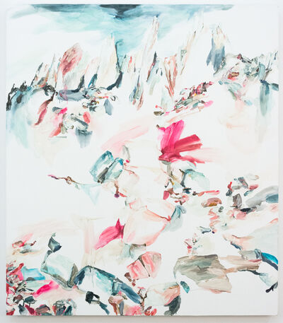 Elisa Johns, 'Feather Peaks', 2018