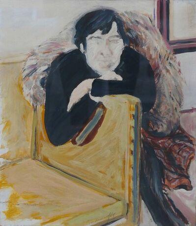 Norbert Tadeusz, 'O. T. (Selbstbildnis)', 1964