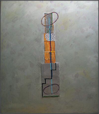 David Bolduc, 'Seated Figure', 1981