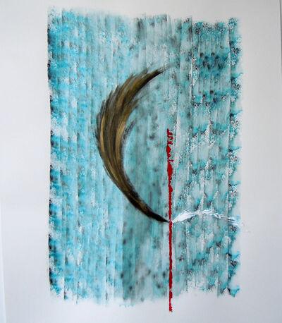 Neda Dana-Haeri, 'Seemorgh o zaal', 2012