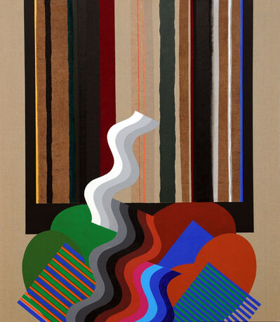 Mohammed Melehi, 'Untitled 5', 2011-2012